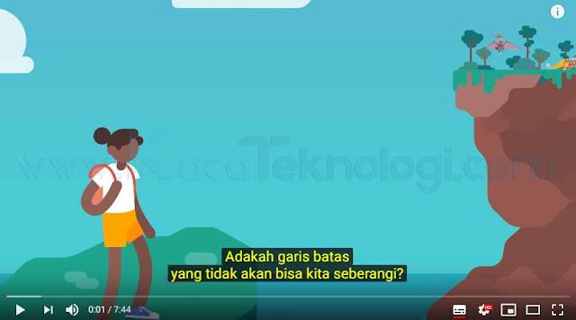 Bagaimana cara menerjemahkan, menampilkan, merubah subtitle youtube dari inggris ke bahasa indonesia di pc/laptop dan hp/android?