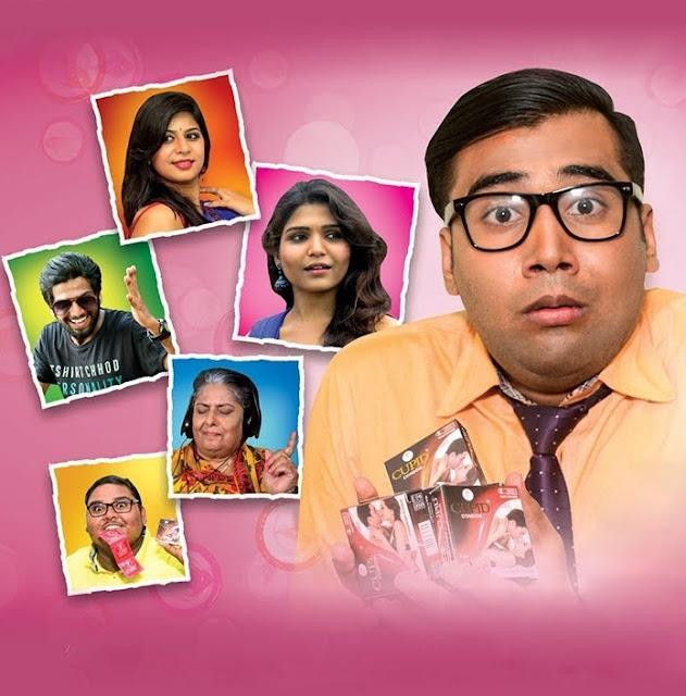 Condom: Dotted Ki Flavoured (2018) WebDL Marathi 720p HEVC S1 [EP1 to EP5]