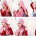 Cara Memakai Jilbab Segi Empat Model Terbaru