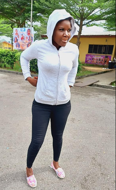 Facebook User Shows Off ₦200 Jacket, Other Clothes She Bought From Oilmill Market