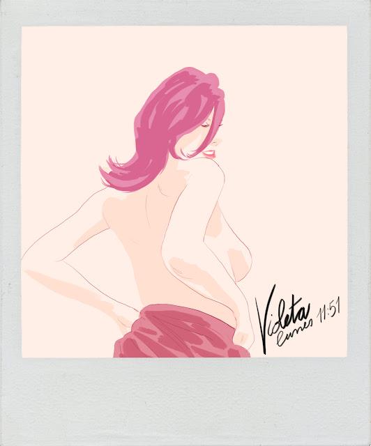 shoo bop drawing girls Jordi Pastor