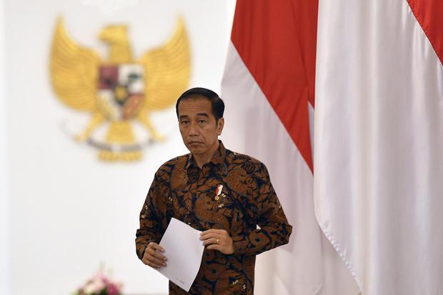 Jokowi Ingatkan Jajaran Menteri Soal Transparansi Perubahan Postur APBN 2020