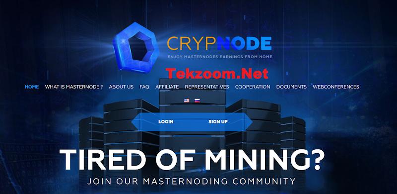 [SCAM] Review Hyip CrypNode.io [HK] - Site chiến lâu dài - Thanh toán Manual