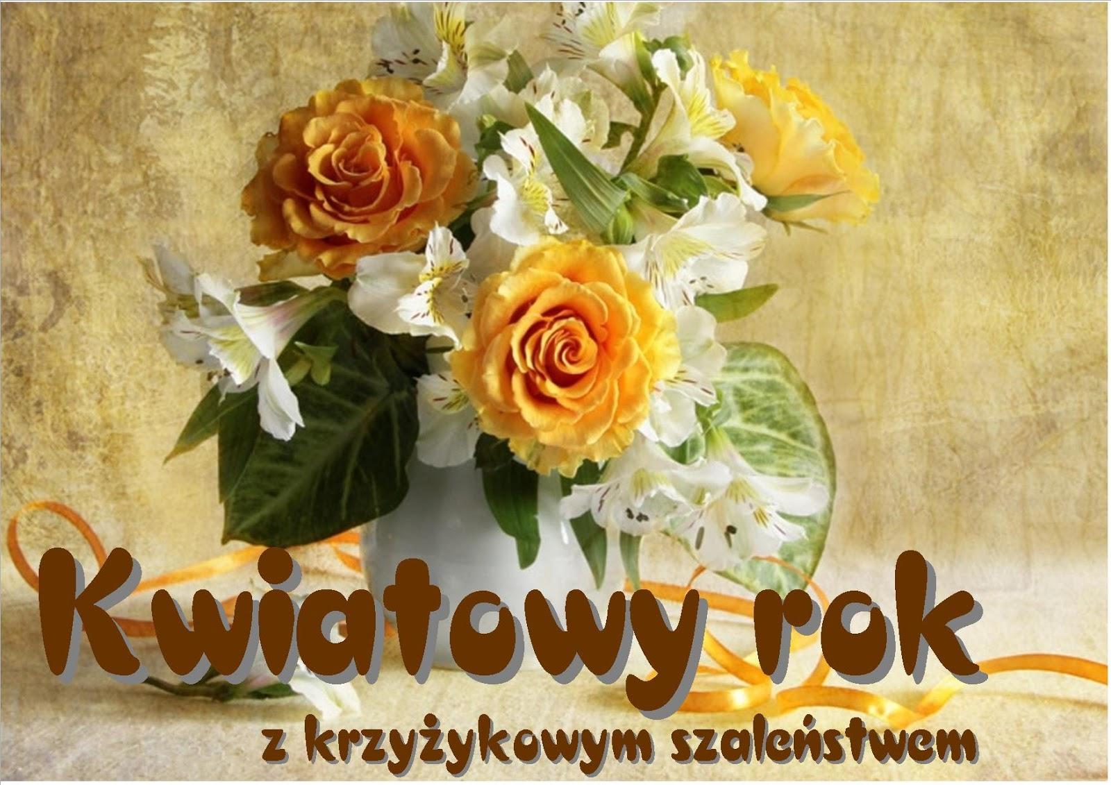 Kwiatowy SAL