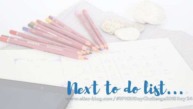Next To Do List; 5 Keinginan yang Belum Tercapai