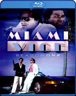 Miami Vice – Temporada 1 [4xBD25] *Con Audio Latino, no subs