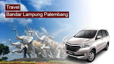 Travel Bandar Lampung Palembang