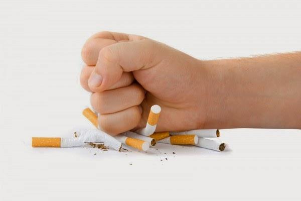 Hentikan Merokok