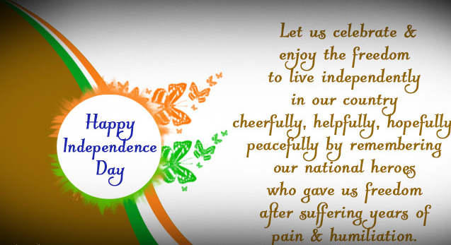 Happy Independence Day 2018 Sms Messages Good Friday