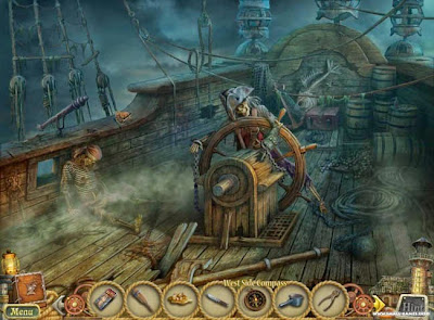 Awak kapal Game Sea Legends - Phantasmal Light