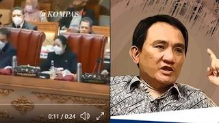 Diam-diam Matikan Mic Anggota yang Protes RUU Cipta Kerja, Puan Kena Sindir Andi Arief