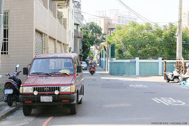 MG 9823 - 跟著地圖也會差點迷路!窄巷內的隱巷早午餐,紐奧良鮮蝦吐司盒子必點!建議要先訂位唷~