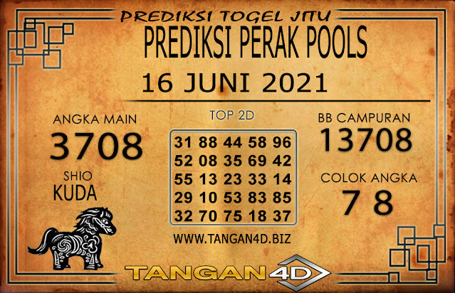 PREDIKSI TOGEL PERAK TANGAN4D 16 JUNI 2021