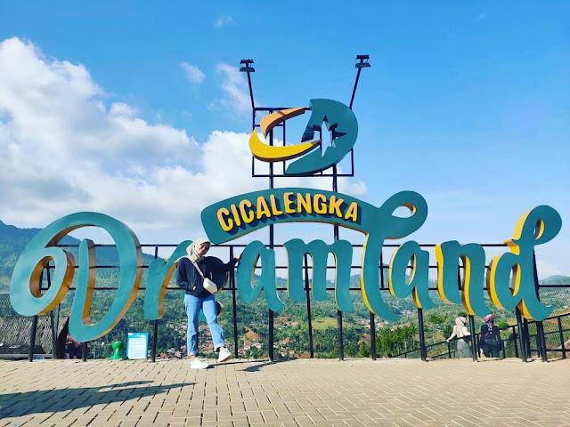 Cicalengka Dreamland Bandung - Review Harga Tiket, Daya Tarik & Lokasi