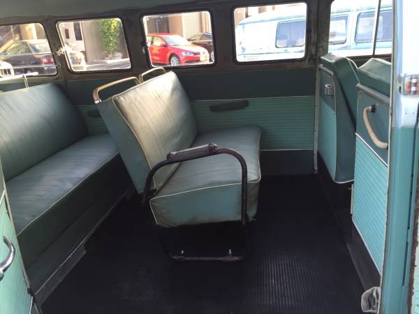 Truck Seats For Sale >> 1964 VW Bus Deluxe 13 Window | vw bus wagon