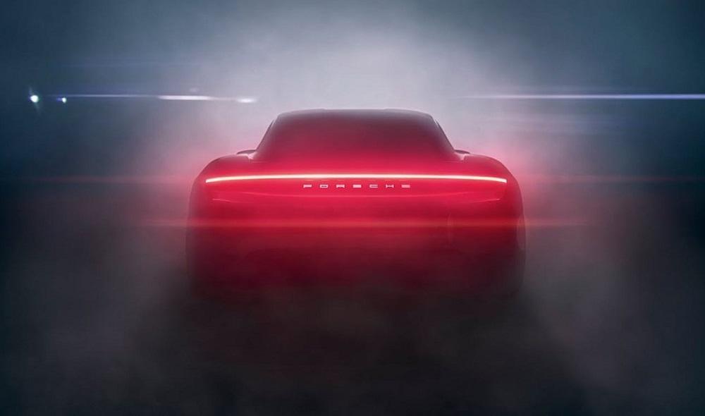 Khởi nguồn của Porsche Taycan