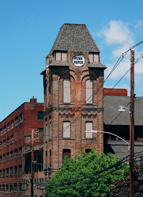Penn Paper Office Intro Locations Scranton PA
