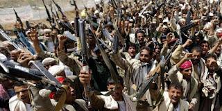 Pemberontak Al Houthi Bentrok dengan Pasukan Pemerintah Yaman