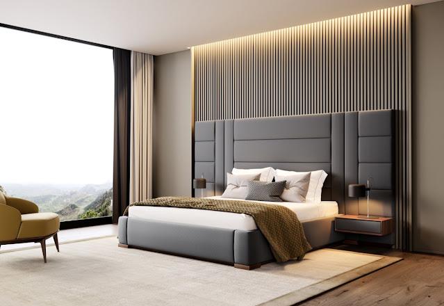 contemporary bedroom design ideas 2020