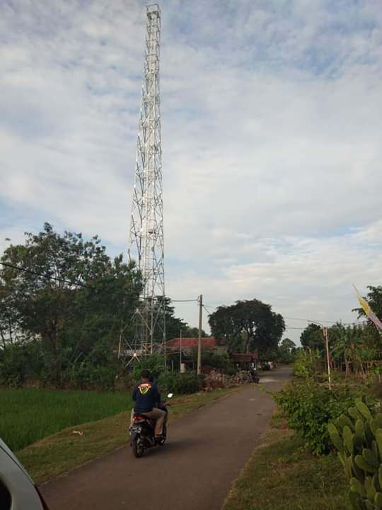 Diduga Ilegal, Sat Pol PP Subang Siap Tertibkan Bangunan Tower