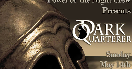 DARK QUARTERER (IT) : The cancelled show, has been rescheduled for May 14th 2017