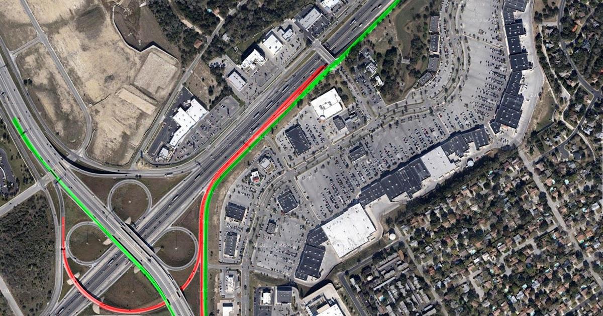 Go Ahead!: BIG CLOSURE: Loop 1604 ramps to NB I-35 ...