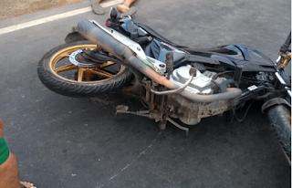 Motociclista morre após perder controle do veículo na BR-101