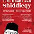 Prof. Teungku Muhammad Hasbi Shiddieqy, Ulama dan Ilmuan Aceh