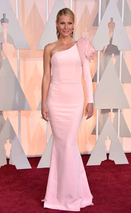 Gwyneth Paltrow in Ralph & Russo Couture at the Academy Awards 2015