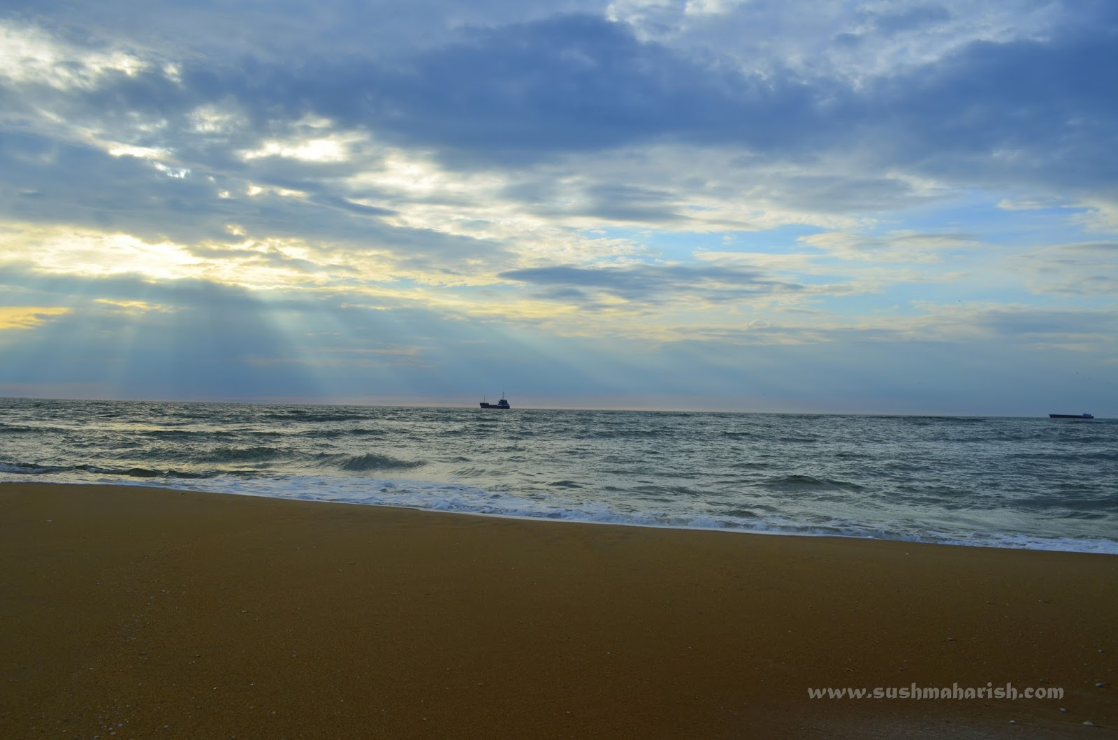 Two Best Beaches Of Udupi - Bengre The Silent Estuary And The Swarming Malpe 6