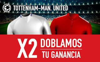 sportium Promocion Tottenham vs United 31 enero