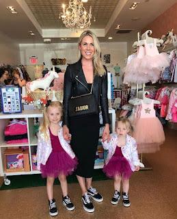 Jasmiina Nikkila With Kids