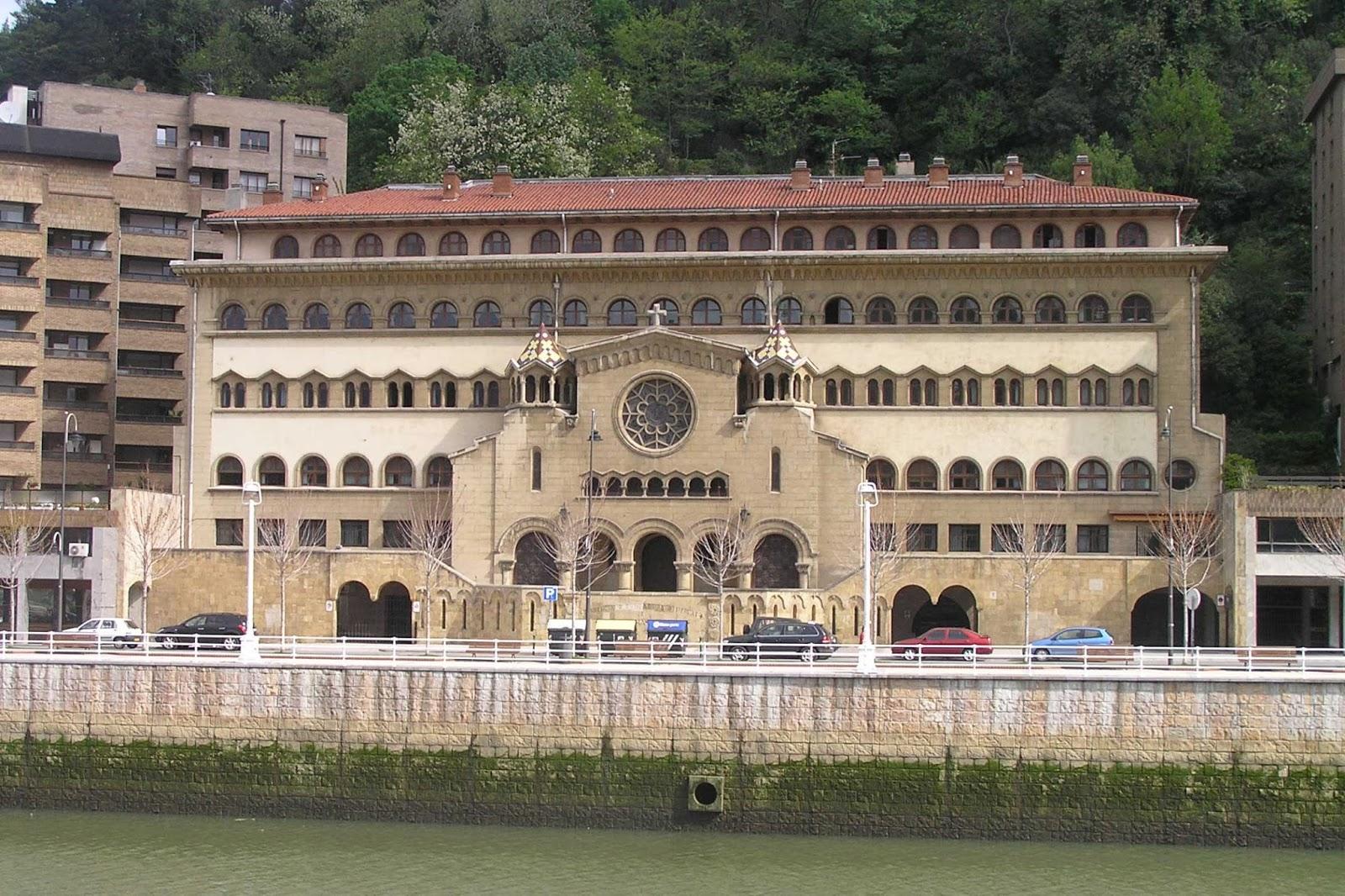 Universidad de Deusto, Bilbao.