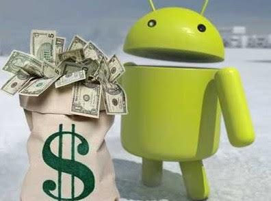 Aplikasi Android Terbukti Menghasilkan Uang