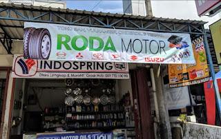 Loker Grobogan TOKO RODA Motor - Sparepart, Ban