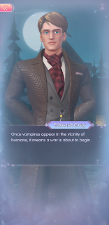 Dr. Edward Grey, one of the love interests in Shadows of London