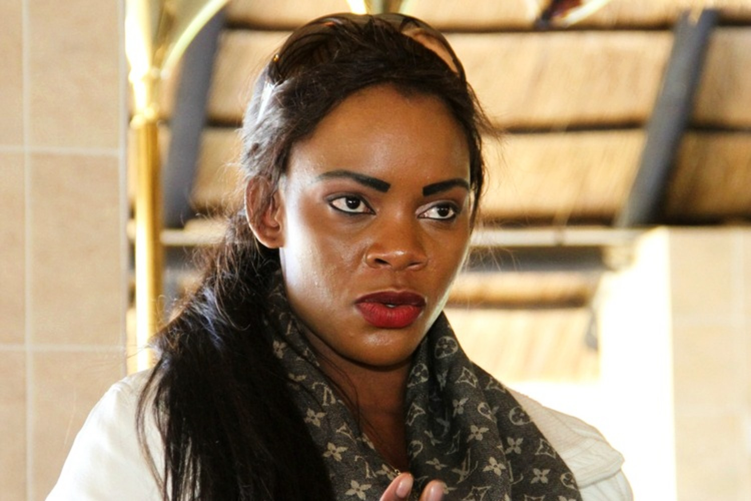 Marry Opens Up On Her Relationship with Chiwenga