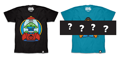Toy Story 4 T-Shirt Collection by Johnny Cupcakes