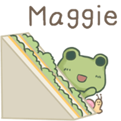 Dame frog - for [Maggie] Exclusive
