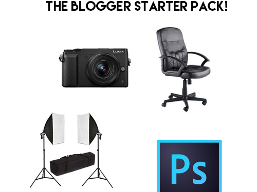 The Blogger Starter Pack! | Lifestyle