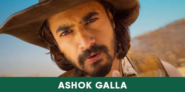 Ashok galla's biography contact height weight age