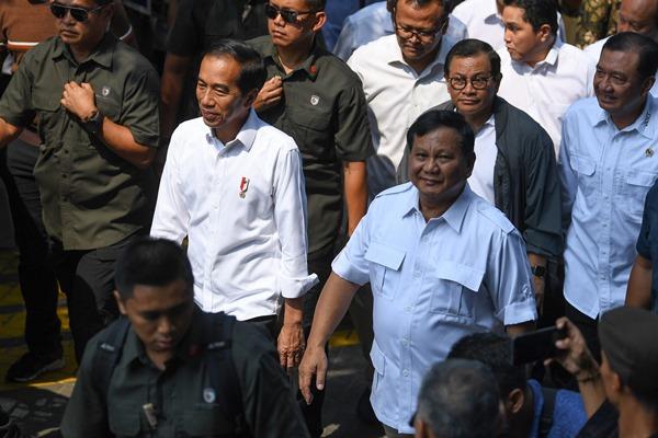 PA 212 Tak Pernah Restui Pertemuan Prabowo-Jokowi