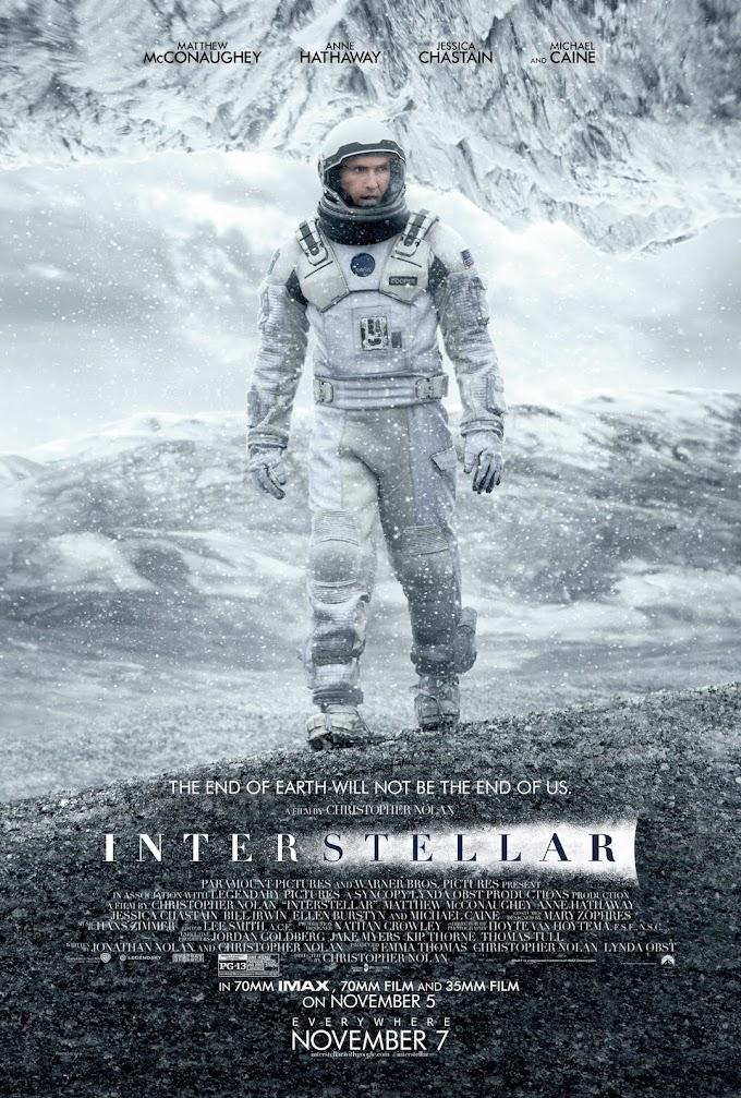 Interstellar (2014) [Hindi (Unofficial Dubbed) + English (ORG)] Dual Audio | Blu-Ray 720p [HD]