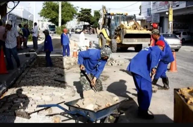 Prefeitura reforça trabalho de recuperação de vias e limpeza de lagoas de captação
