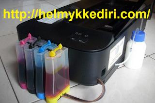 selang infus printer masuk angin