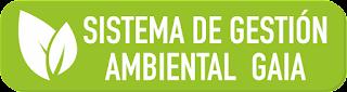 Sistema de Gestión Ambiental GAIA