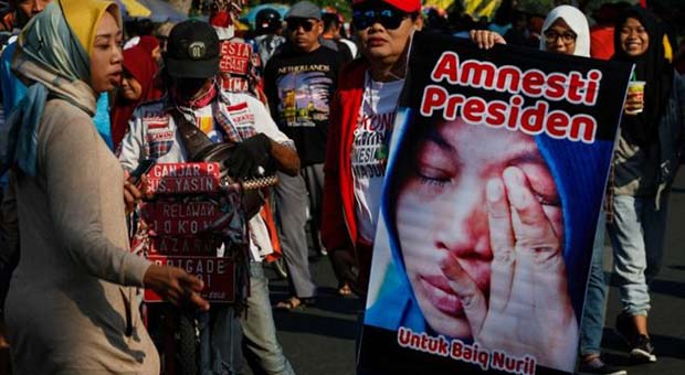 Besok Pagi, Surat Amnesti Baiq Nuril Dibacakan di Paripurna DPR