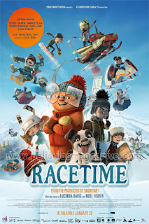 Racetime (2018) [Latino-Ingles] [Hazroah]