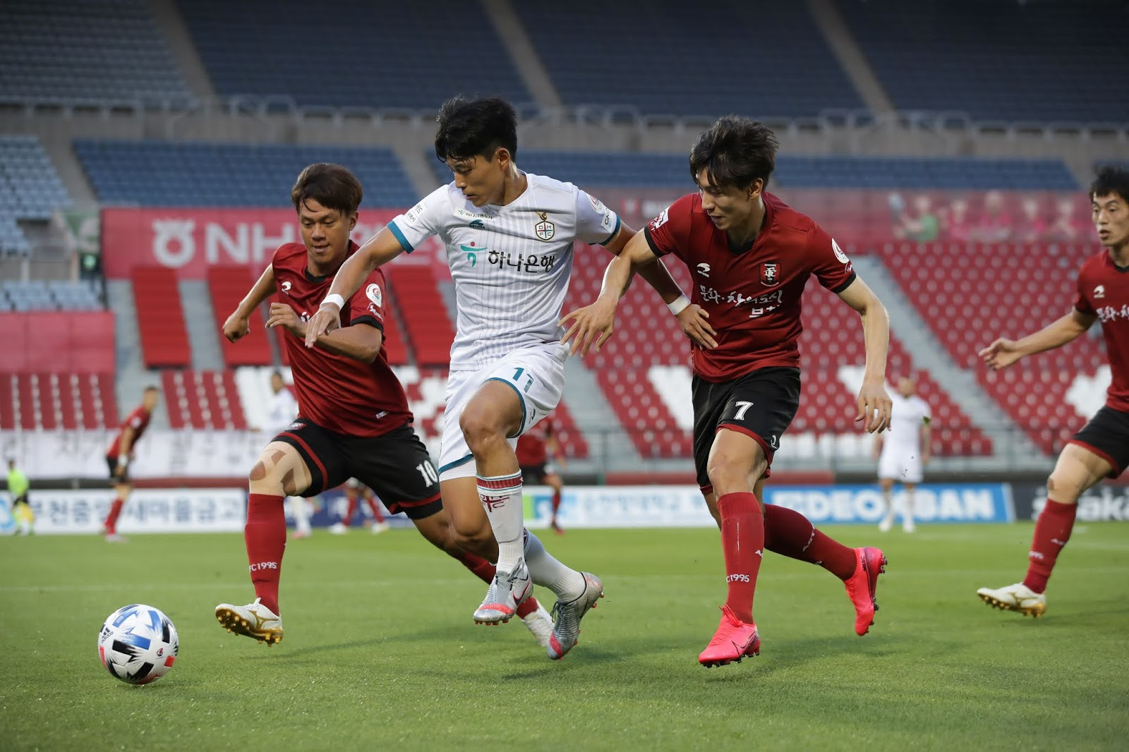 Preview: Daejeon Hana Citizen vs Bucheon FC 1995 K League 2 Round 18