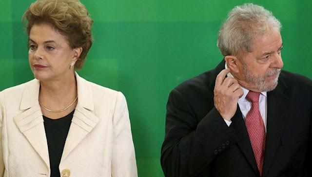 """Rousseff y Lula no asistirán apertura olímpica y dejan """"huérfanos"""" los Juegos de Río"""